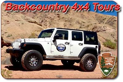 4x4 Back Country in National Parks