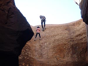 Canyoneering by Adrift Adventures Moab Utah