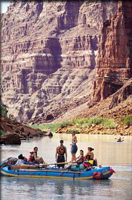 Cataract Canyon Moab, Utah Adrift Adventures River Rafting!