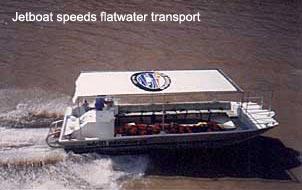 Calm Water Jet Boat [23k]