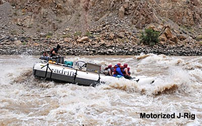 Cataract Rafting