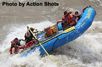 Whitewater with Moab, Utah Adrift Adventures River Rafting!